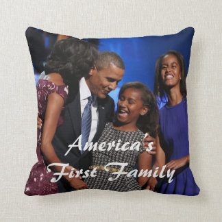 America's First Family Pillow