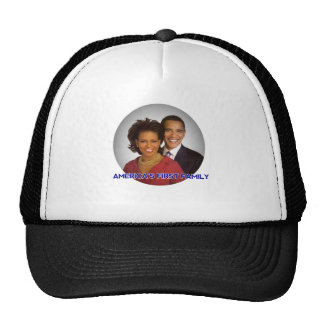 america's first family trucker hat