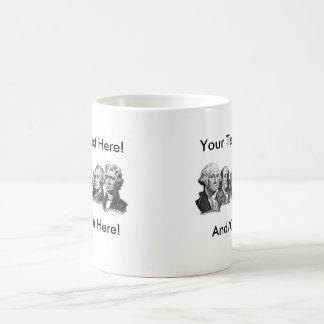 America's Founding Fathers Coffee Mug