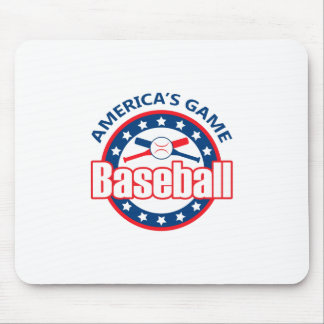 America's Game Mouse Pads