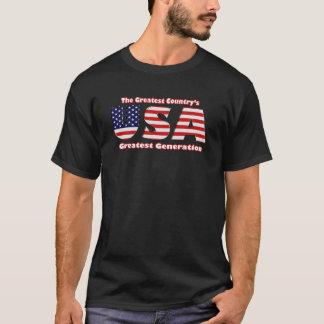 America's Greatest Generation T-Shirt