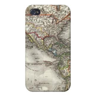 Américas iPhone 4 Carcasas