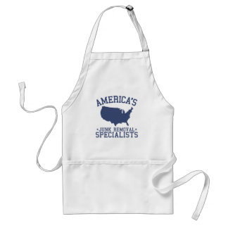 Americas Junk Removal Specialists Adult Apron