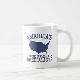Americas Junk Removal Specialists Coffee Mug