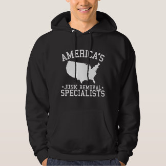 Americas Junk Removal Specialists Hoodie