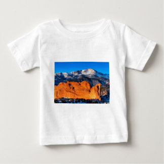 America's Mountain at Sunrise T Shirts