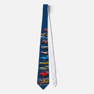 Americas  Muscle car Neck Tie