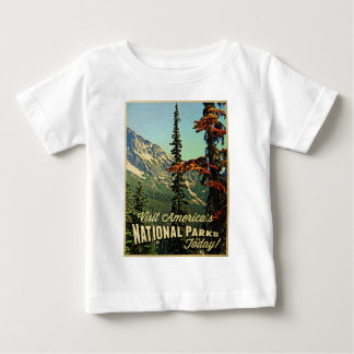 America's National Parks Baby T-Shirt