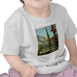 America's National Parks T-shirts