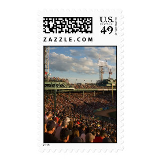 America's National Pastime Postage Stamps