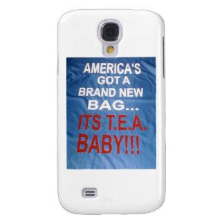AMERICAS_NEW_BAG-design Samsung Galaxy S4 Cover