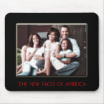 AMERICA'S NEW FIRST FAMILY MOUSE MATS
