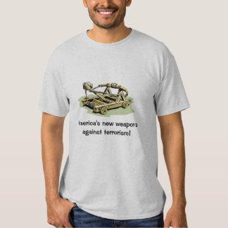 America's new weapons tee shirt