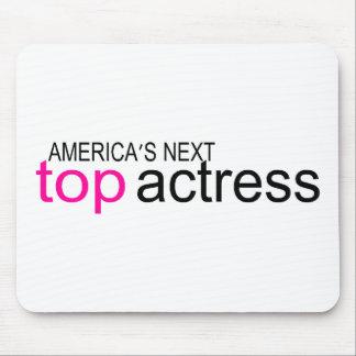 Americas Next Top Actress Mouse Pad