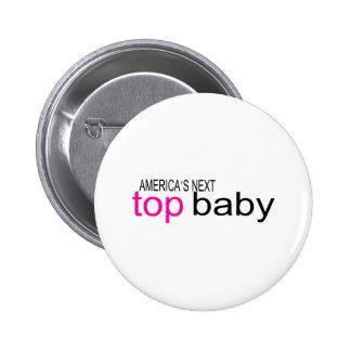 Americas Next Top Baby Button