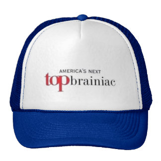 AMERICA'S NEXT top brainiac Trucker Hat