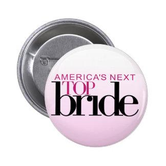 America's Next Top Bride Button