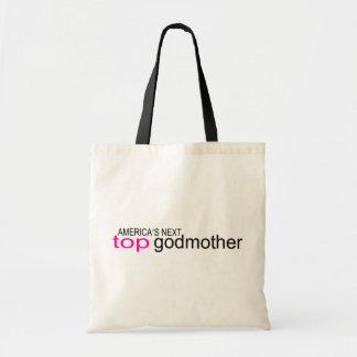 Americas Next Top Godmother Tote Bag