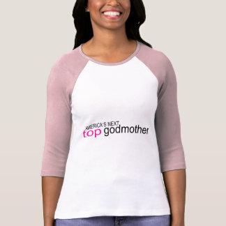 Americas Next Top Godmother T-shirt