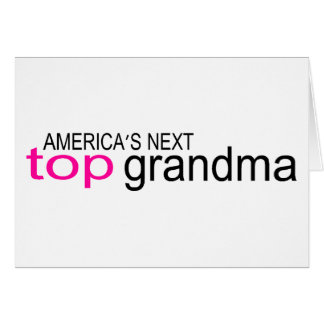 Americas Next Top Grandma
