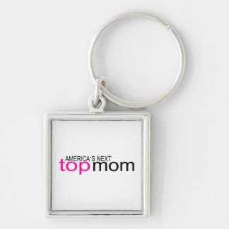 Americas Next Top Mom Keychain