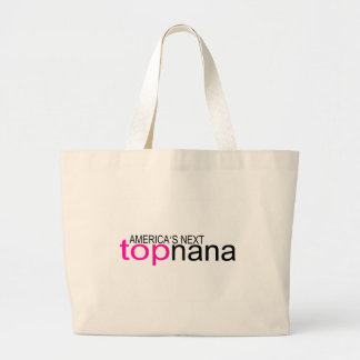 Americas Next Top Nana Large Tote Bag