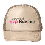 Americas Next Top Teacher Mesh Hat