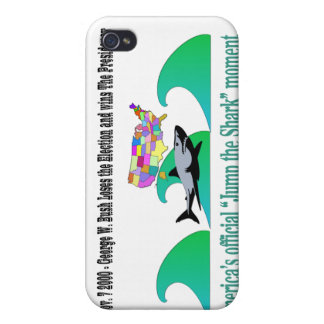 """America's Official """"Jump the Shark"""" Moment iCase iPhone 4 Case"""