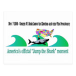 "America's Official ""Jump the Shark"" MomentPostcard Postcard"