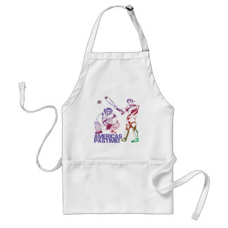 Americas Pastime Adult Apron