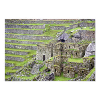 Américas, Perú, Machu PIcchu. Los 2 antiguos Fotografía