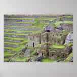 Américas, Perú, Machu PIcchu. Los 2 antiguos Impresiones