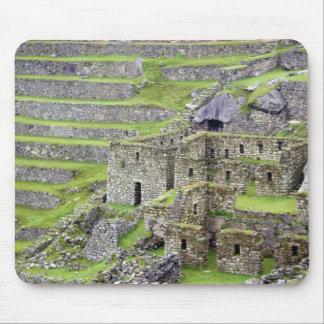 Americas, Peru, Machu PIcchu. The ancient 2 Mouse Pad