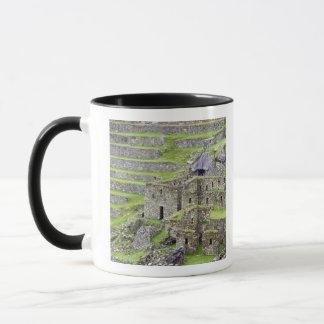 Americas, Peru, Machu PIcchu. The ancient 2 Mug
