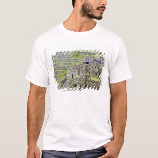 Americas, Peru, Machu PIcchu. The ancient 2 T-Shirt