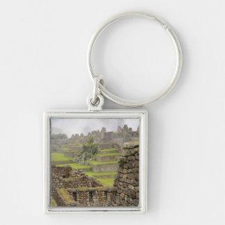 Americas, Peru, Machu PIcchu. The ancient Keychain