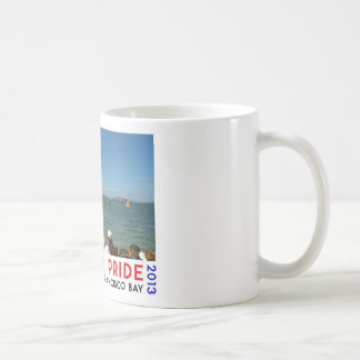 AMERICA'S PRIDE COFFEE MUG