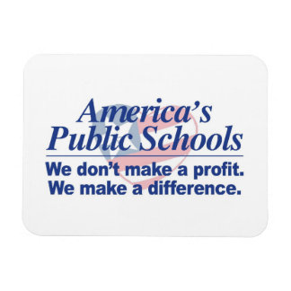 America's Public Schls Make a Difference Magnet