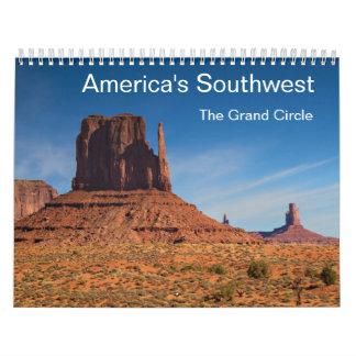 America's Southwest - The Grand Circle Calendar