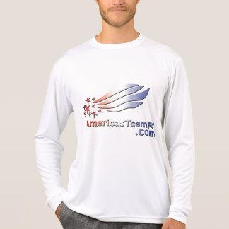 Americas Team FC - Logo Color-2 Tshirts