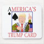America's Trump Card Mouse Pad