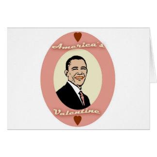 America's Valentine Card