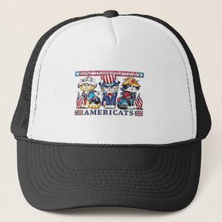 AMERICATS TRUCKER HAT