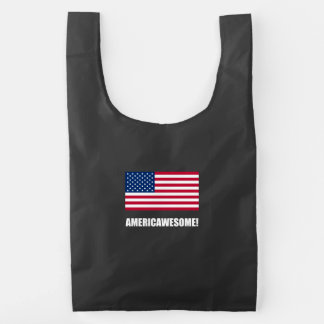 Americawesome Bolsa Reutilizable