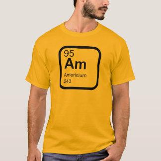 Americium - Periodic Table science design T-Shirt