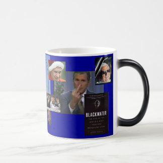 Americonspiracyrevealed 11 Oz Magic Heat Color-Changing Coffee Mug