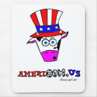 Americow Pad Mouse Pad