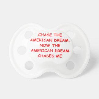 americqan dream BooginHead pacifier