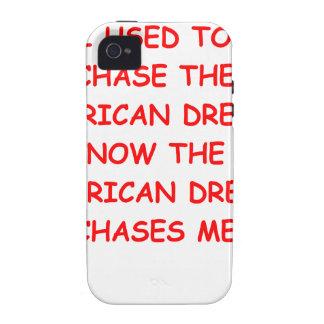 americqan dream iPhone 4 cases