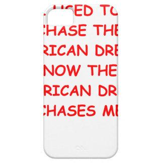 americqan dream iPhone 5 case